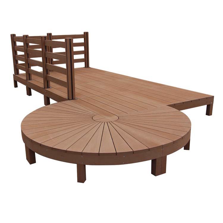 アイウッドデッキ 人工木